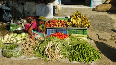 Photo: Gemüsemarkt