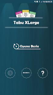 Tabu Oyunu XLarge - náhled