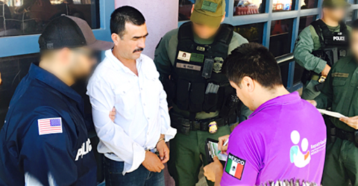 ICE deports Mexican wanted for murder