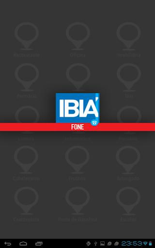 Ibiá Fone Tablet