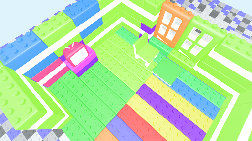 Colorful 3D filehippodl screenshot 2