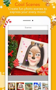 YouCam Fun Live Selfie Filters screenshot 4