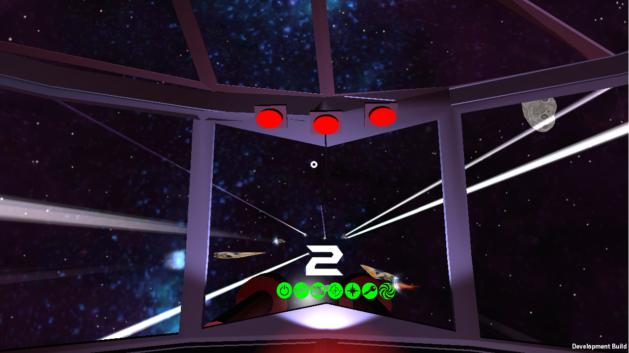 Tiger9 - A VR Space Puzzle- screenshot