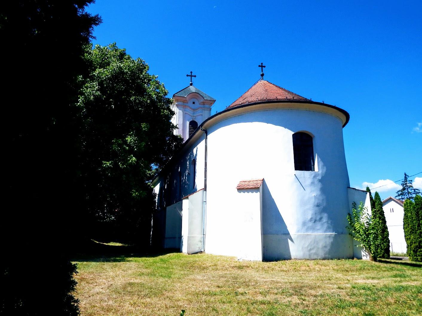 Csobánka - Szent Gábriel arkangyal szerb ortodox templom