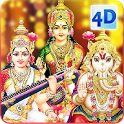 4D Diwali Live Wallpaper