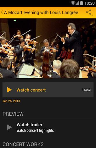 玩媒體與影片App|デジタル・コンサートホール免費|APP試玩