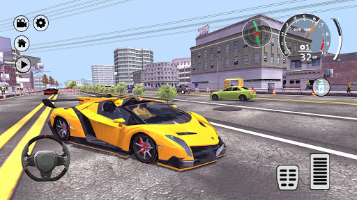 Drift Simulator: Veneno Roadster 1.0 screenshots 20