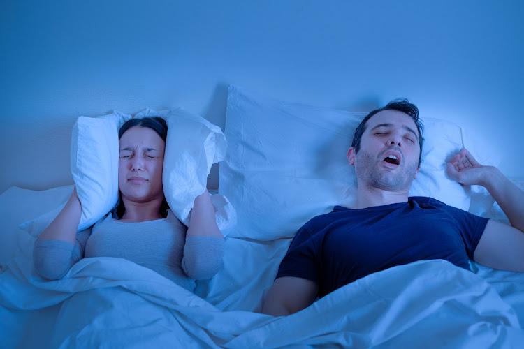 koronavirus snoring
