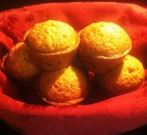Zucchini Carrot Nut Muffins Recipe
