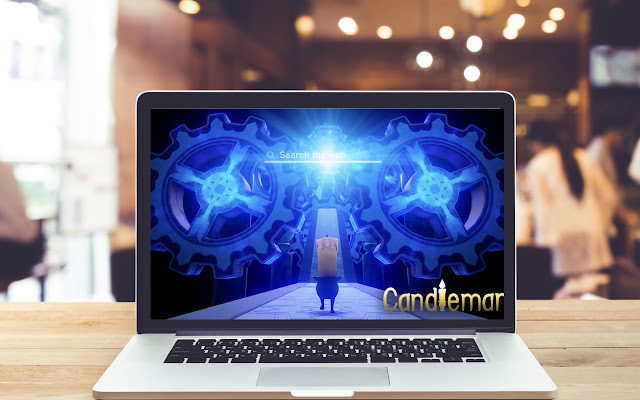 Candleman HD Wallpapers New Tab Theme