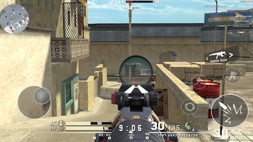 Télécharger gratuit Sniper Shoot Assassin Mission APK MOD 1