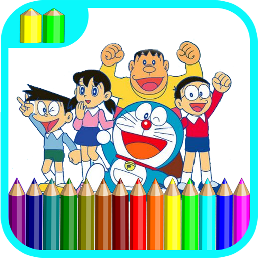 Learn Coloring For Doraemon On Google Play Reviews Stats