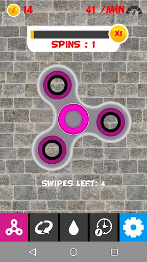 Stress Releasing Fidget Spinner screenshot 1