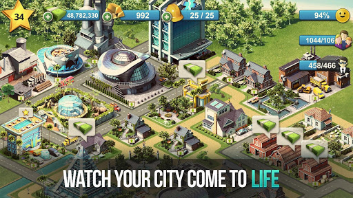 City Island 4 - Town Simulation: Village Builder 1.9.9 de.gamequotes.net 2