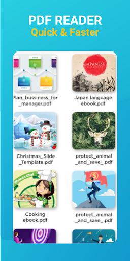 PDF Reader u2013 Best free PDF Reader mobile screenshots 2