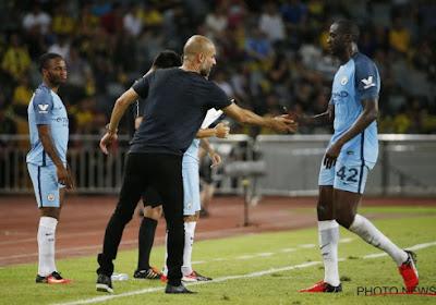 Yaya Touré s'excuse auprès de Guardiola