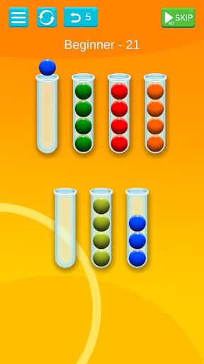 Ball Sort - Bubble Sort Puzzle Game apkdebit screenshots 5