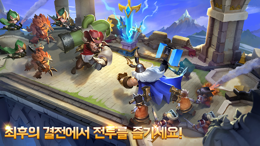 Castle Clash: uc6a9ub9f9ud55c ubd80ub300  screenshots 4