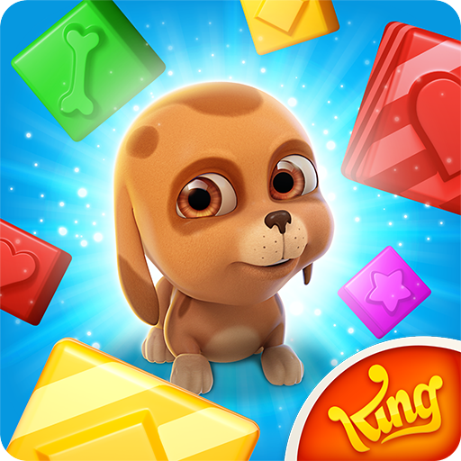 Pet Rescue Puzzle Saga (game)