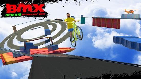 BMX Driving Simulator 2017 - náhled