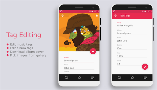 Onix Music Player - Free screenshot 2