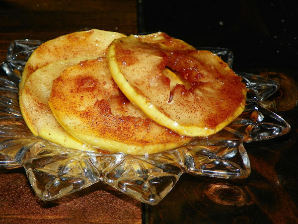 Southern Fried Apples Recipe