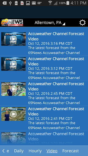 玩免費天氣APP|下載69News WX app不用錢|硬是要APP