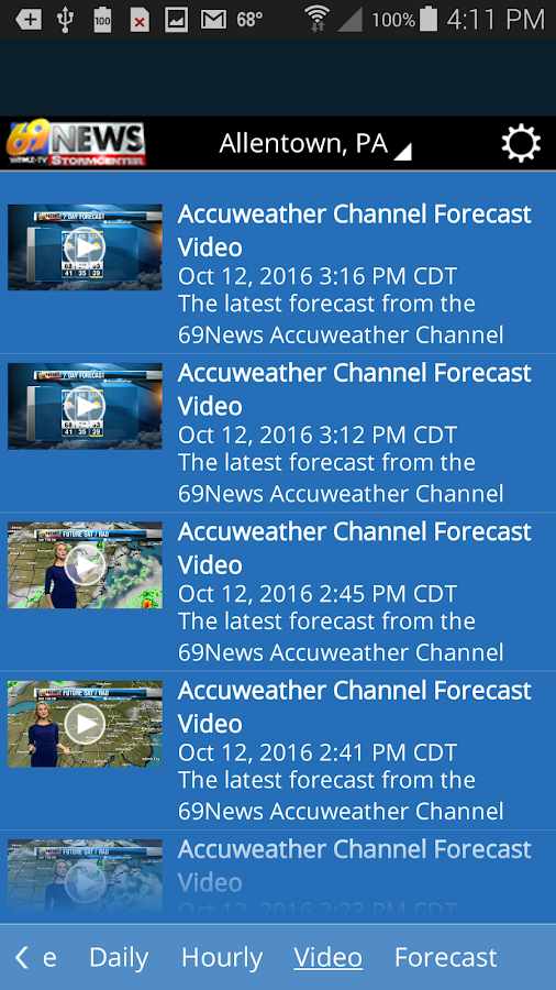 69News WX- screenshot