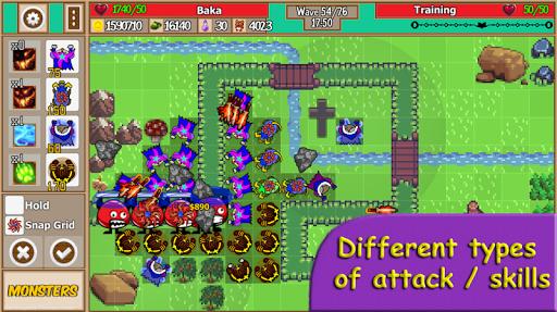 Tower Defense School - Online TD Battles Strategy apktram screenshots 2