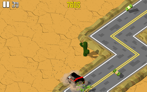 Rally Racer with ZigZag screenshot 5