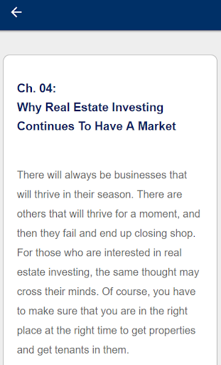 Real Estate Investing For Beginners 4.0 Screenshots 6
