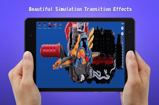 DX Henshin Belt Sim for Build Henshin  screenshots 5