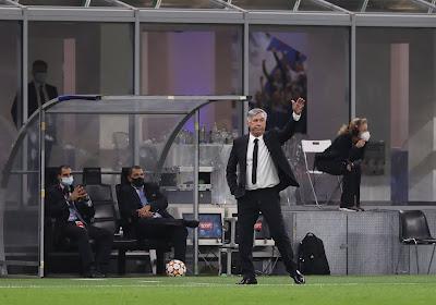 """Carlo Ancelotti : """"Nous restons en tête de la Liga et c'est ce qui importe"""""""