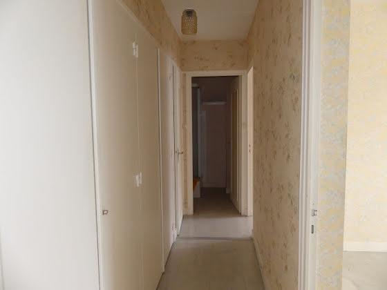 Vente appartement 4 pièces 87,35 m2