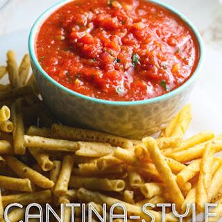 Cantina-Style Salsa