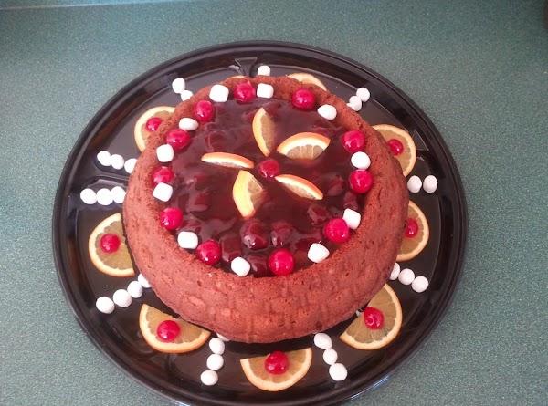 Triple Orange Butter Cake By Lady Rose Recipe