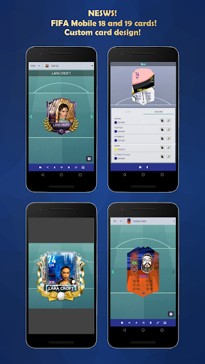 FUT Card Builder 20 5.3.9 screenshots 4