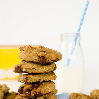 Chocolate Chickpea Cookies Recipe