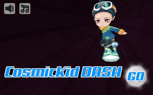 CosmicKid DASH - náhled