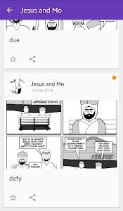 Webcomics Reader - Splash8 v1.1.1