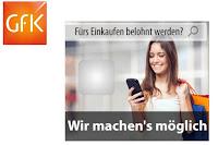 Angebot für GfK - Umfrage Portal im Supermarkt