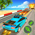 Death Racing 2020: Traffic Car Shooting Game icon