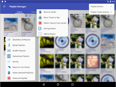 New Playlist Manager v2.48 [Paid] APK 10