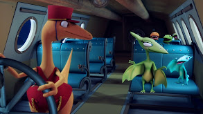 Dinosaur Train Submarine: Shoshana Shonosaurus; All Kinds of Families thumbnail