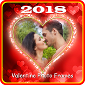 Valentine Photo Frames 2018