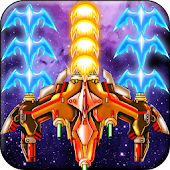Chicken Invaders: Galaxy Attack (Space Shooter) Android APK Download Free By Game For Free, Inc