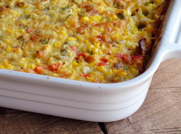 Dee Dee's South Of The Border Corn Pudding Recipe