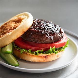 Portobello Mushroom Burgers.