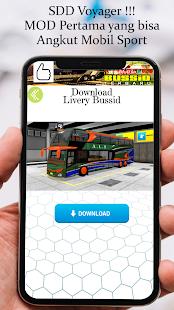 Download Mod Bus Bussid Terbaru For PC Windows and Mac apk screenshot 8