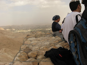 Photo: View from the Kipros fortress...מבט ממצודת הקיפוס
